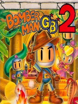 Cover for Bomberman GB 2.