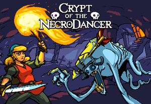Cover for Crypt of the NecroDancer.