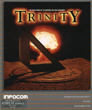 Cover for Trinity.