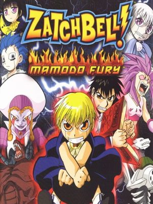 Cover for Zatch Bell! Mamodo Fury.
