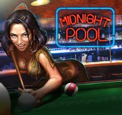 Cover for Midnight Pool.