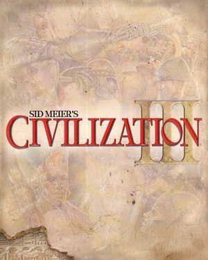 Cover for Civilization III.