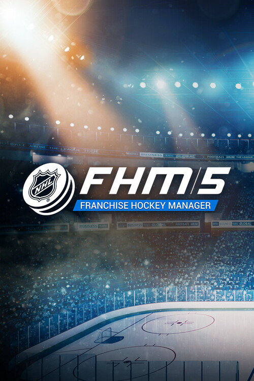 Cover for Franchise Hockey Manager 5.