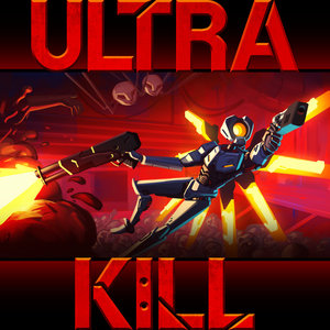 Cover for ULTRAKILL.