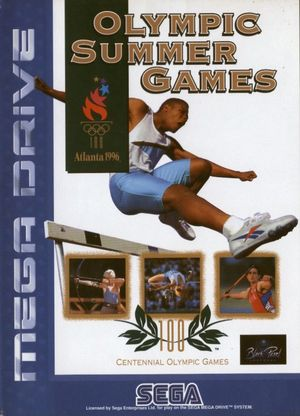 Cover for Olympic Summer Games.