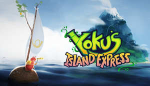 Cover for Yoku's Island Express.