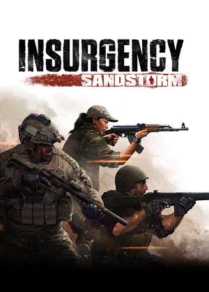 Cover for Insurgency: Sandstorm.