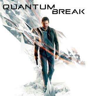 Cover for Quantum Break.