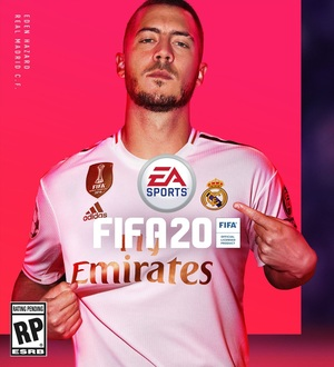 Cover for FIFA 20.