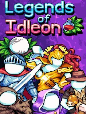 Cover for Legends of IdleOn.