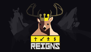 Cover for Reigns.