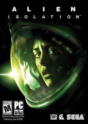 Cover for Alien: Isolation.
