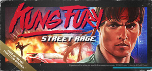 Cover for Kung Fury: Street Rage.