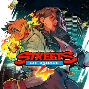 Cover for Streets of Rage 4.