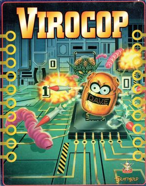 Cover for Virocop.