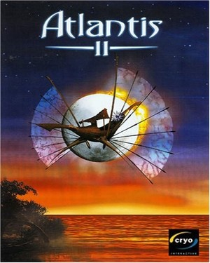 Cover for Atlantis II.