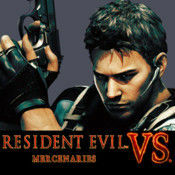 Cover for Resident Evil: Mercenaries Vs..