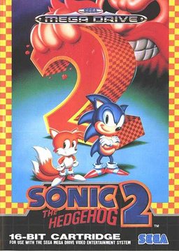 Cover for Sonic the Hedgehog 2.