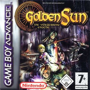 Cover for Golden Sun: The Lost Age.