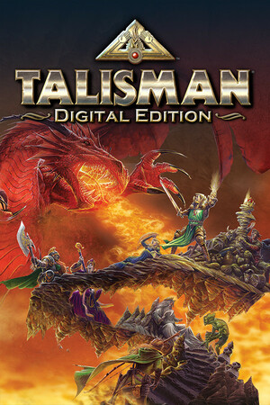 Cover for Talisman: Digital Edition.