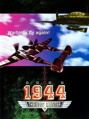 Cover for 1944: The Loop Master.
