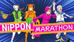 Cover for Nippon Marathon.