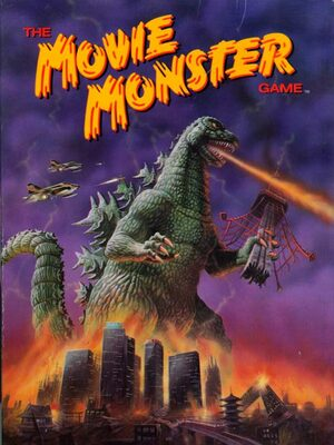 Cover for The Movie Monster Game.