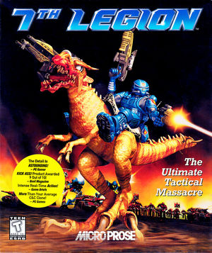 Cover for 7th Legion.