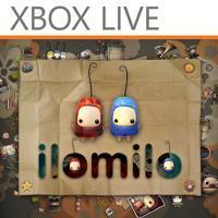 Cover for Ilomilo.