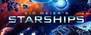 Cover for Sid Meier's Starships.