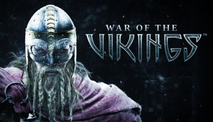 Cover for War of the Vikings.