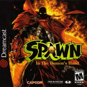 Cover for Spawn: In the Demon's Hand.