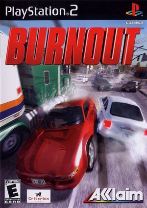 Cover for Burnout.