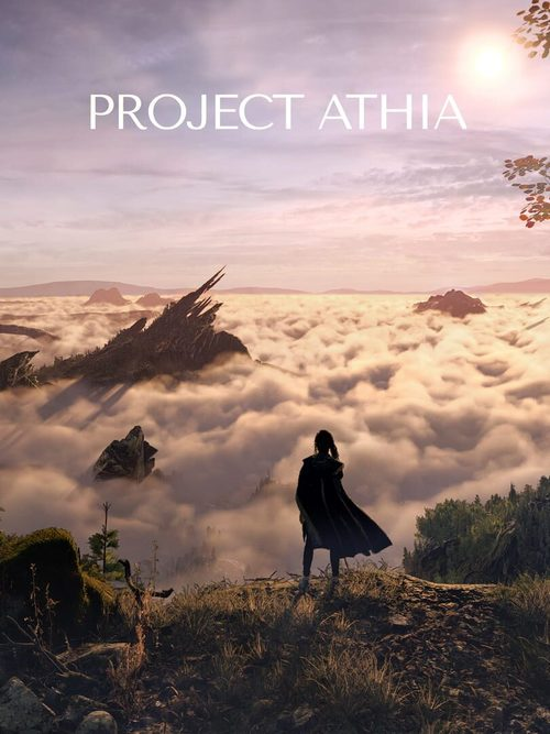 Cover for Project Athia.