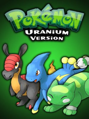 Cover for Pokémon Uranium.