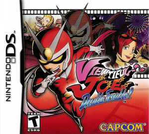 Cover for Viewtiful Joe: Double Trouble!.