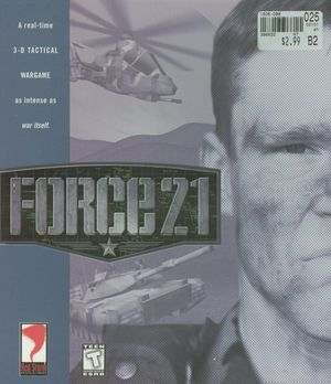 Cover for Force 21.