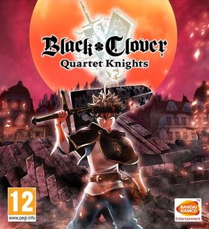 Cover for Black Clover: Quartet Knights.