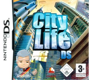 Cover for City Life DS.