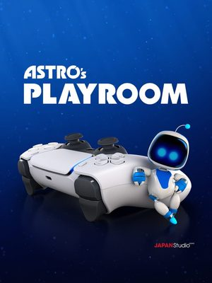 Cover for Astro's Playroom.
