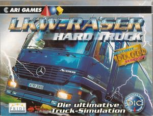 Cover for Hard Truck: Road to Victory.