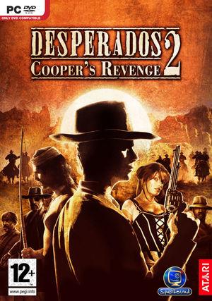 Cover for Desperados 2: Cooper's Revenge.