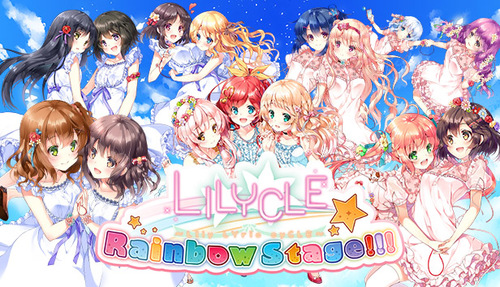 Cover for Lilycle Rainbow Stage!!!.