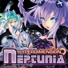 Cover for Hyperdimension Neptunia.