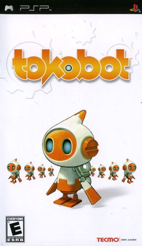 Cover for Tokobot.