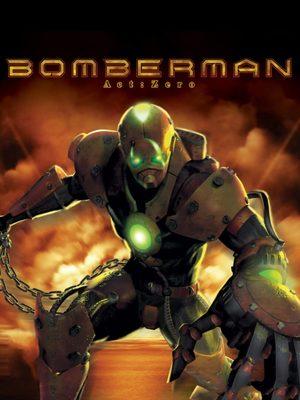 Cover for Bomberman: Act Zero.