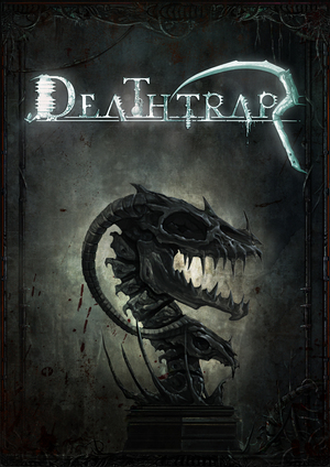 Cover for Deathtrap.