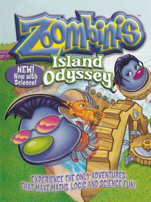 Cover for Zoombini Island Odyssey.