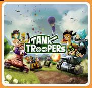 Cover for Tank Troopers.