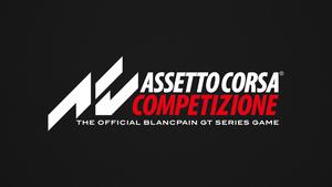 Cover for Assetto Corsa Competizione.